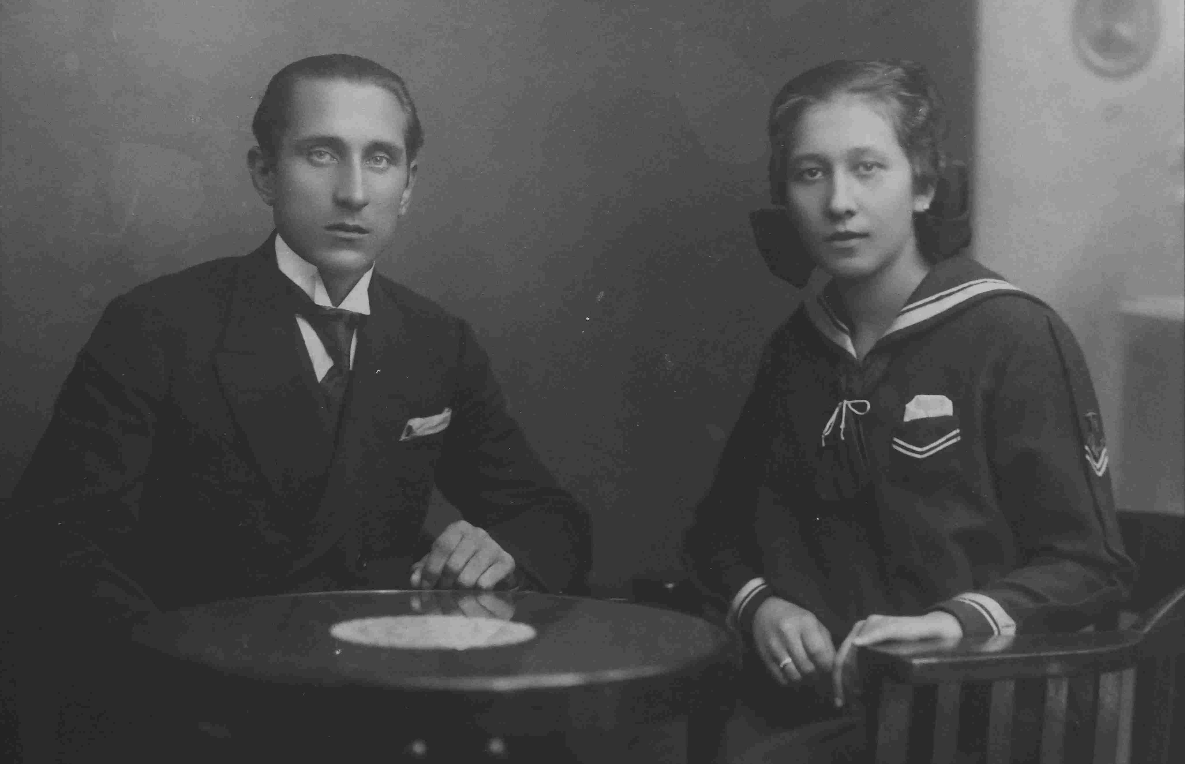 Ludmila a Otto Grau _ web