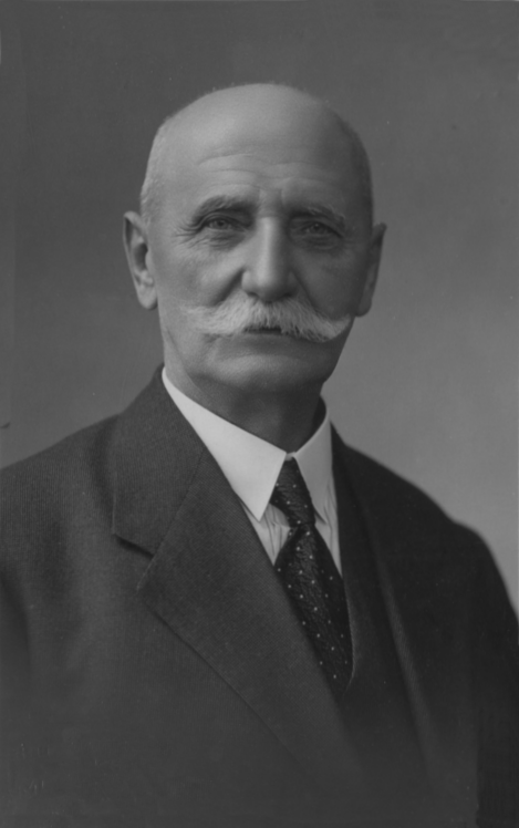 Petr Grau (1862 – 1944) – dirigent