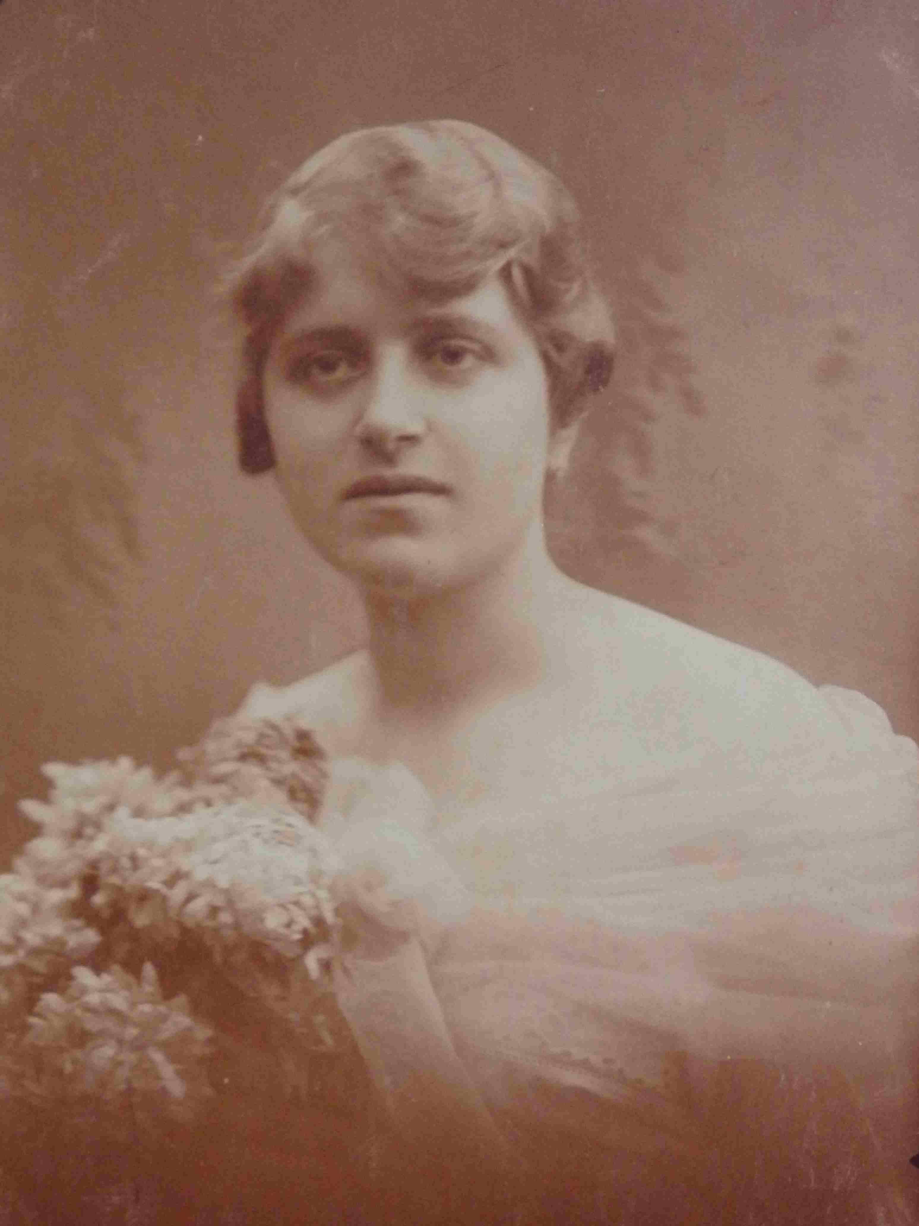 Olga Grauová (1890 – 1952)