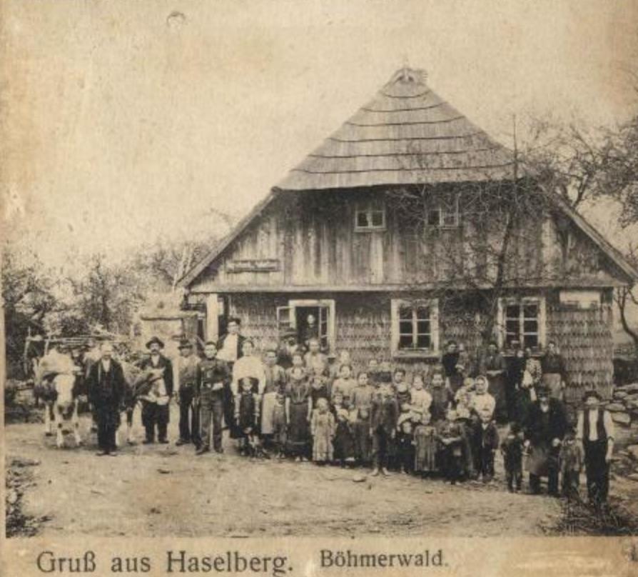Historie zaniklé obce Haselberg (Lískovec)